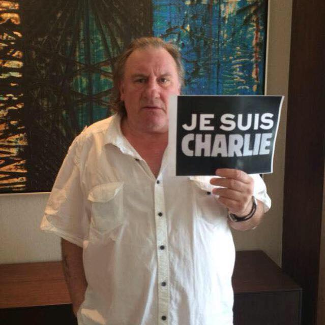 Собчак прокомментировала реакцию Депардье на теракты во Франции