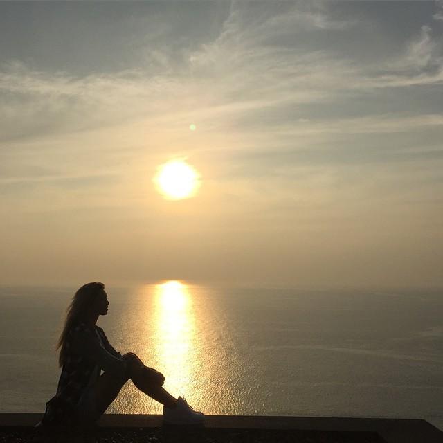 Вера Брежнева отдыхает в Таиланде