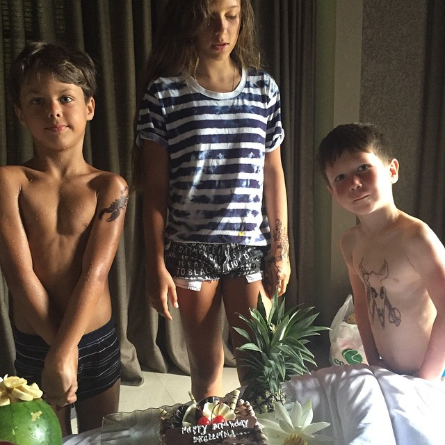 Актриса Екатерина Климова беременна четвертым ребенком