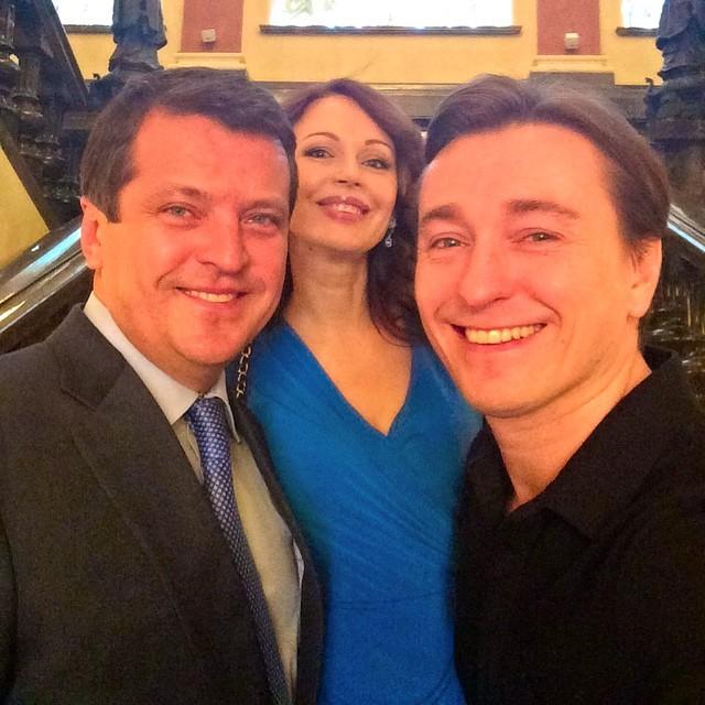 Ирина и Сергей Безруковы больше не супруги