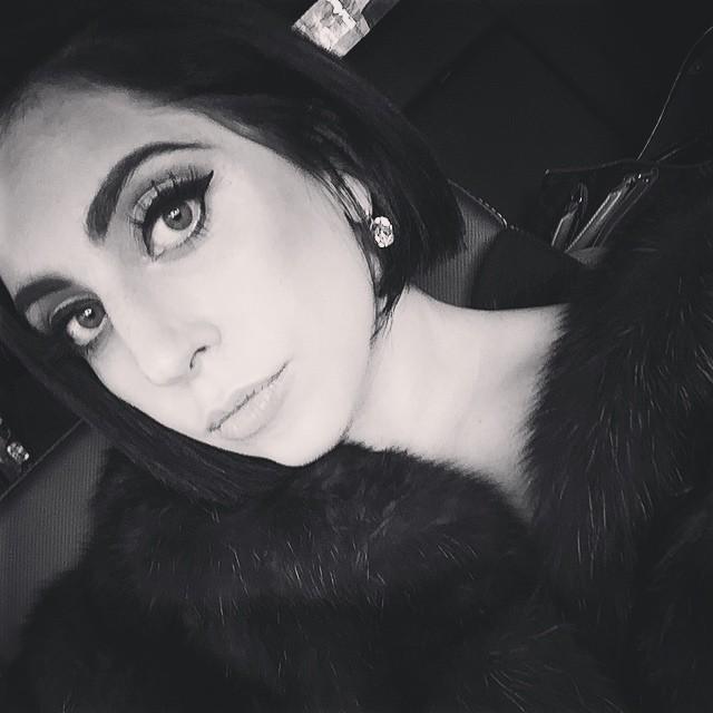 Новый стиль: Леди Гага кардинально изменила прическу