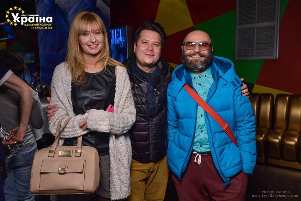 Сергей Данчинов и Серж Смолин