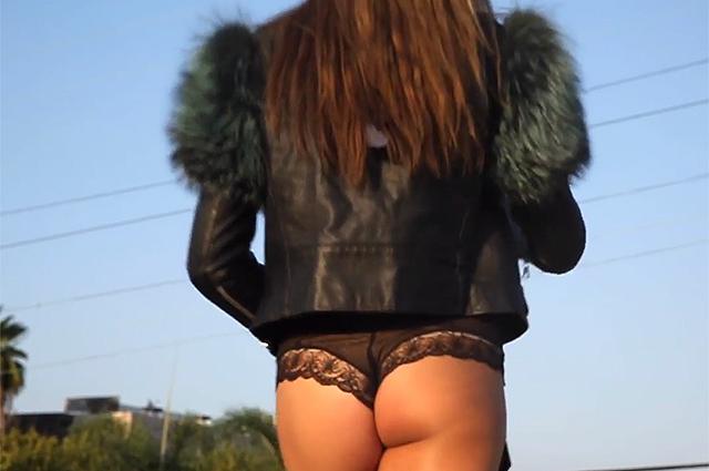 Сеть взорвало сверхсексуальное видео 18-летней дочери Сильвестра Сталлоне