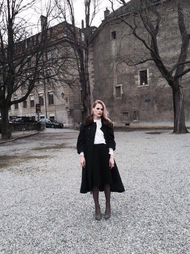 Ольга Фреймут отпраздновала 33-летие в Швейцарии: фото из личного архива ведущей