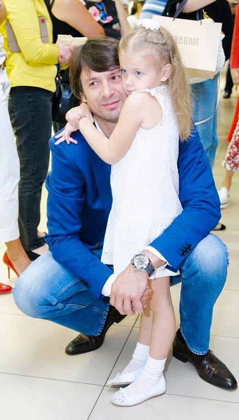 Александр Шовковский показал свою любимую женщину