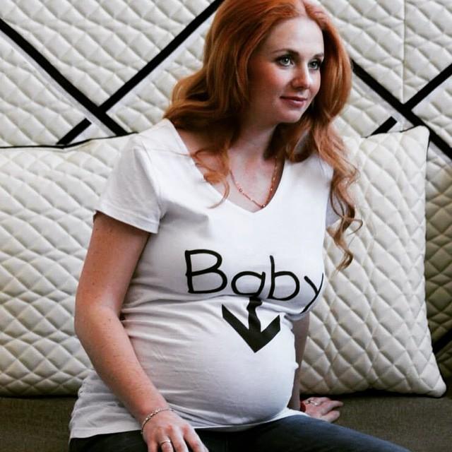 Экс-солистка t.A.T.u. впервые стала мамой