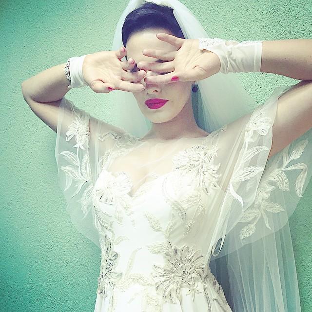 Фотофакт: Даша Астафьева вышла замуж