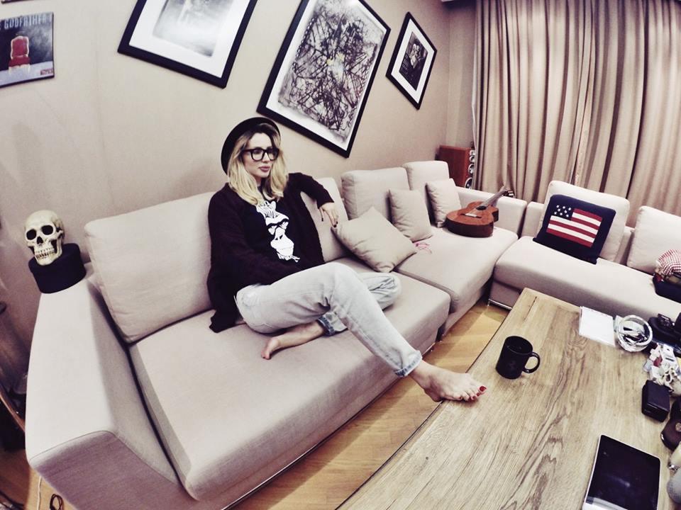 Светлана Лобода показала свою стильную квартиру