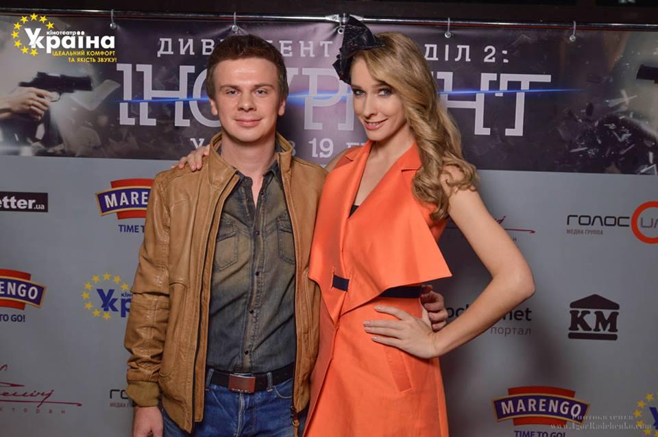 Дмитрий Комаров, Екатерина Осадчая