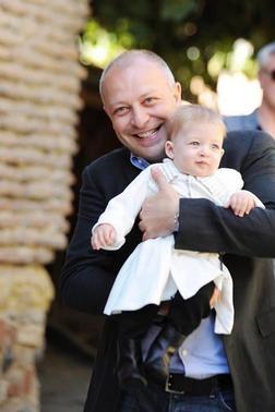 Оксана Акиньшина муж Арчил Геловани сын фото 2014