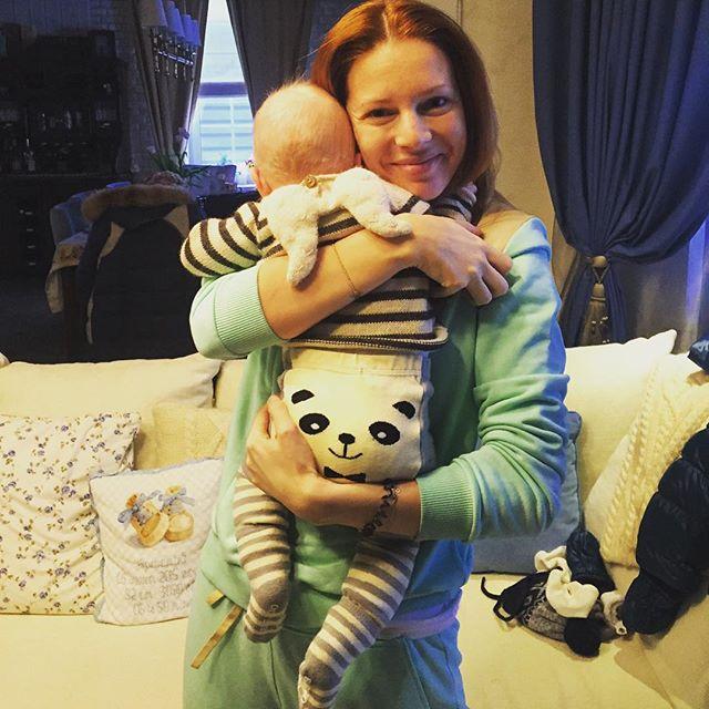 Наталья Подольская показала повзрослевшего Артемия