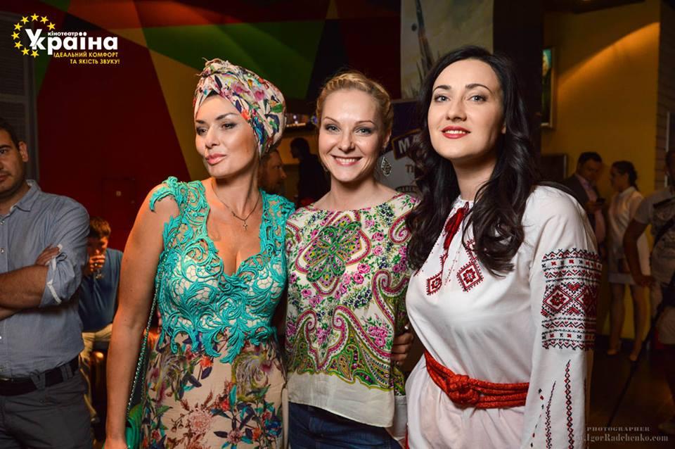 Диана Дорожкина, Дарья Трегубова, Соломия Витвицкая