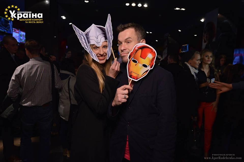 Геннадий Попенко с женой Ириной