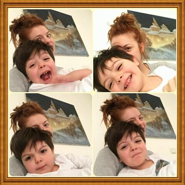 Анастасия Стоцкая рассказала, почему их с Киркоровым сыновья похожи