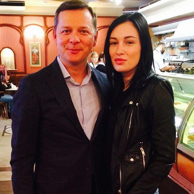 Из шоу-бизнеса в политику: Настя Приходько вступила в партию Ляшка