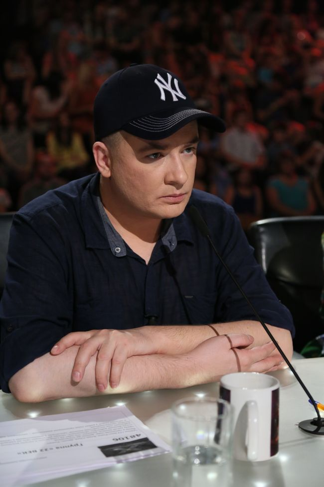 Первые фото со съемок шоу Х фактор 7 с новыми судьями