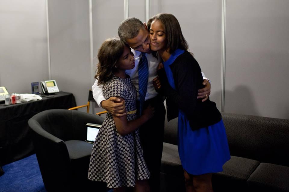 Трогательно: Барак Обама признался, что будет плакать на выпускном дочери