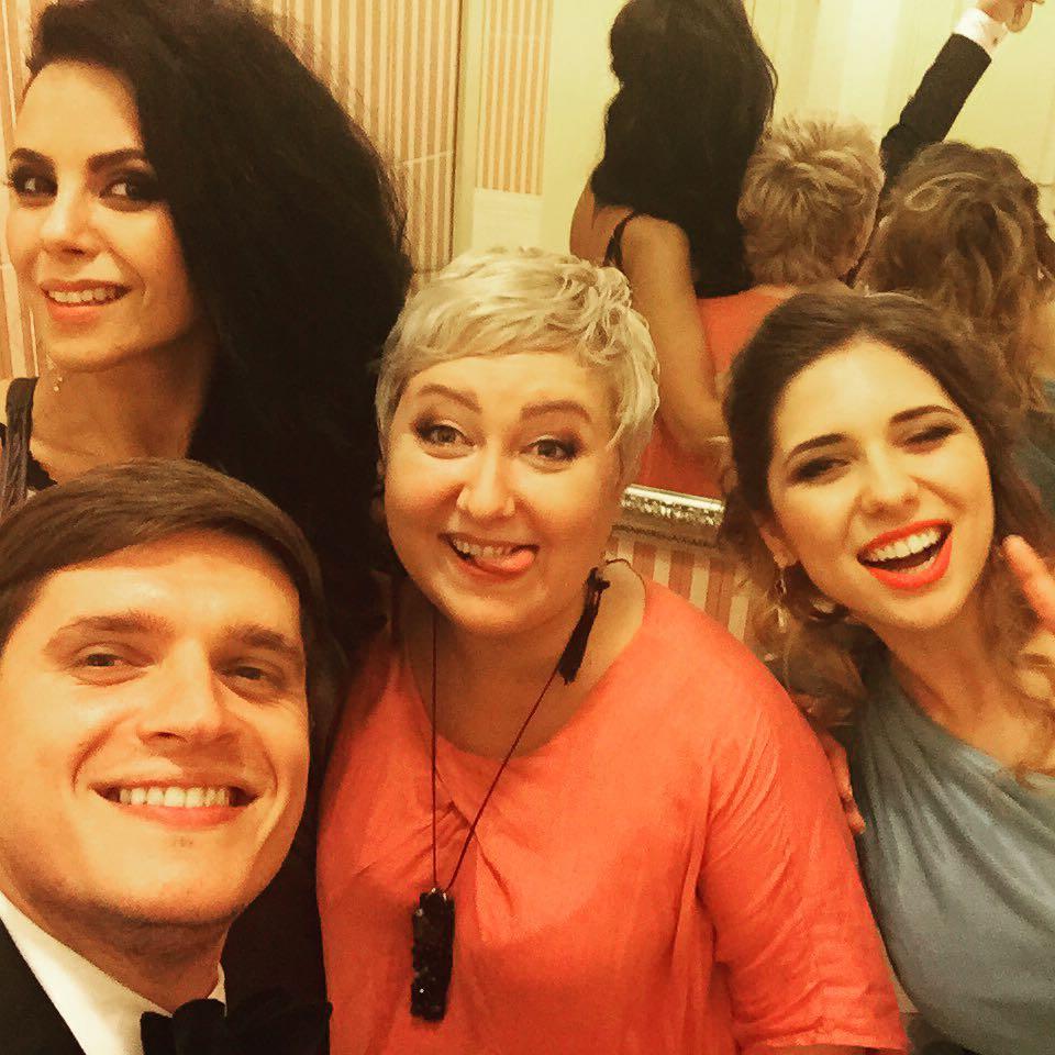 Надежда Дорофеева вышла замуж за Владимира Дантеса