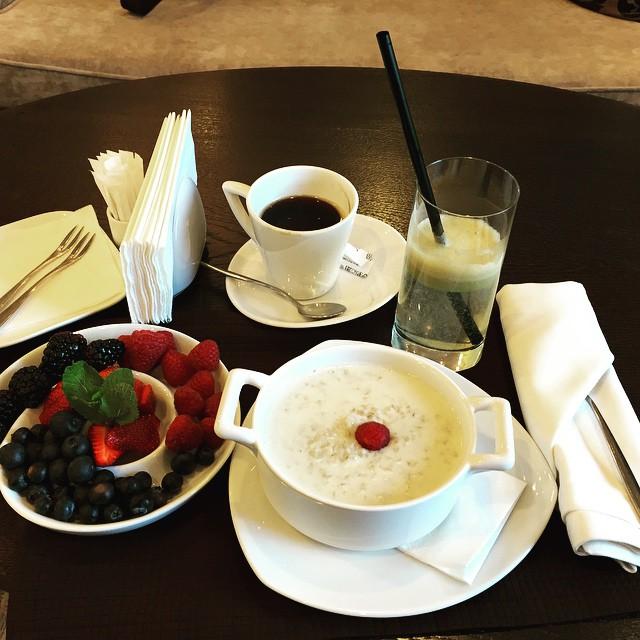 завтрак Ани Лорак