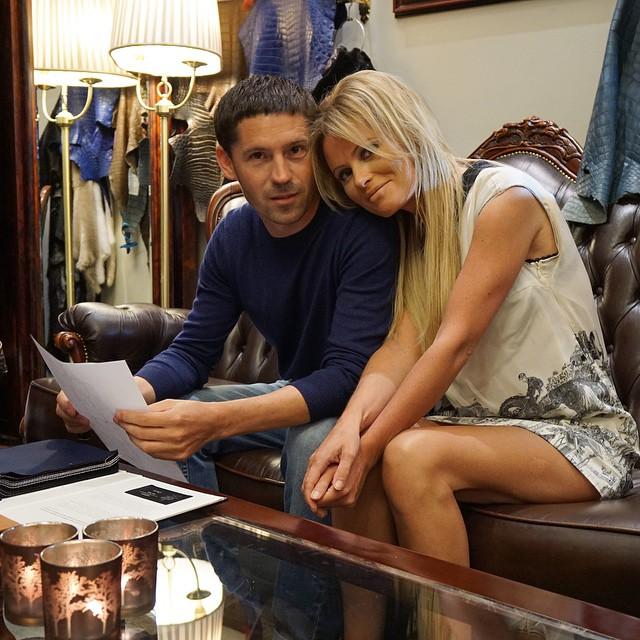 Дана Борисова публично призналась мужу в любви