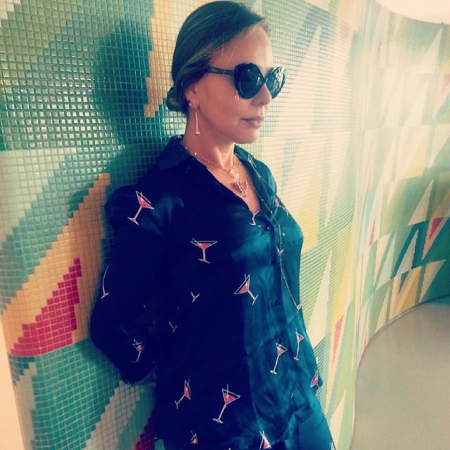 Вечно молодая и прекрасная: Орнелла Мути прибыла на Каннский фестиваль