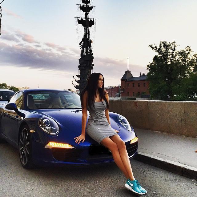 У Тимати новая девушка – вице-мисс Россия 2014