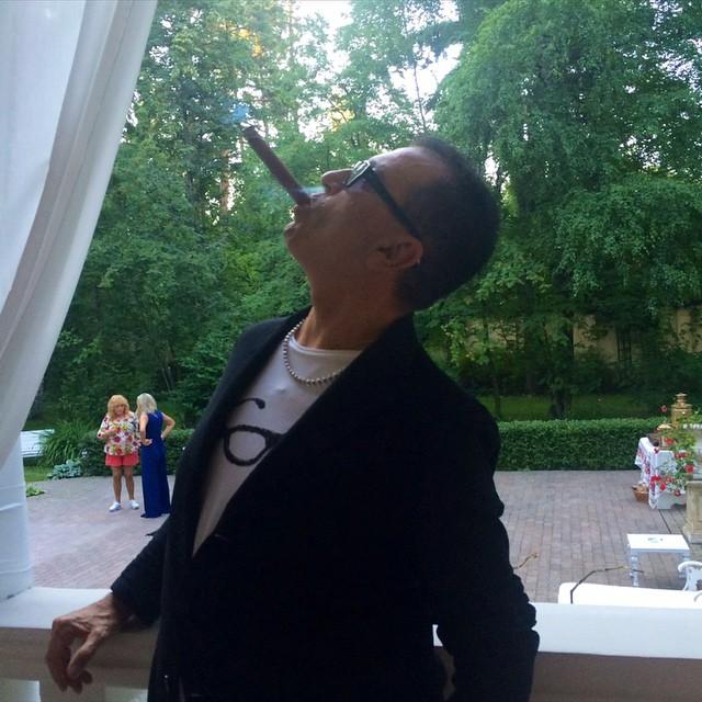 Александр Буйнов опроверг слухи о рецидиве