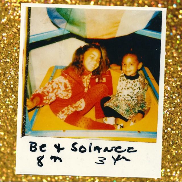 Бейонсе растрогала поклонников личными фотоснимками из детства