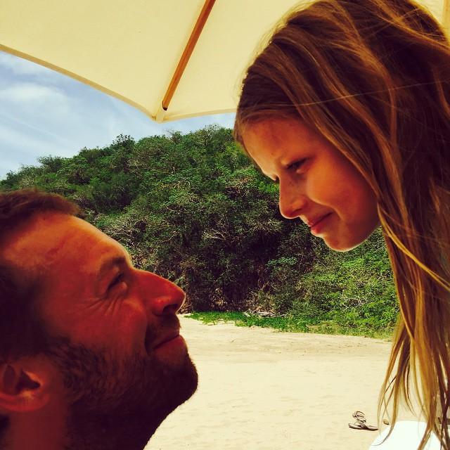 Звездное воссоединение:  Гвинет Пэлтроу отпраздновала день рождения с бывшим мужем
