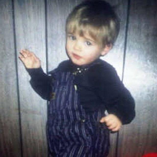 Джастин Бибер растрогал публику своим детским фото