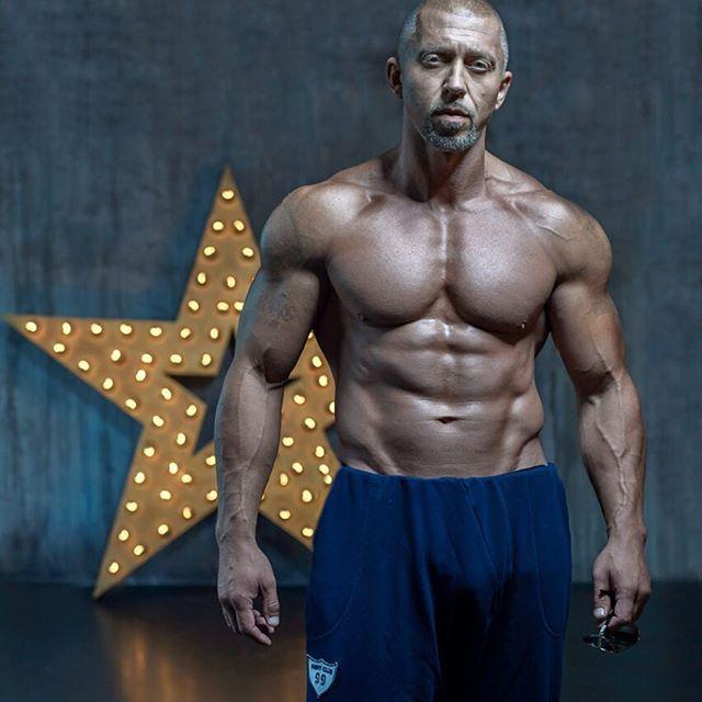 Серега разработал свою фитнес-систему быстрого похудения