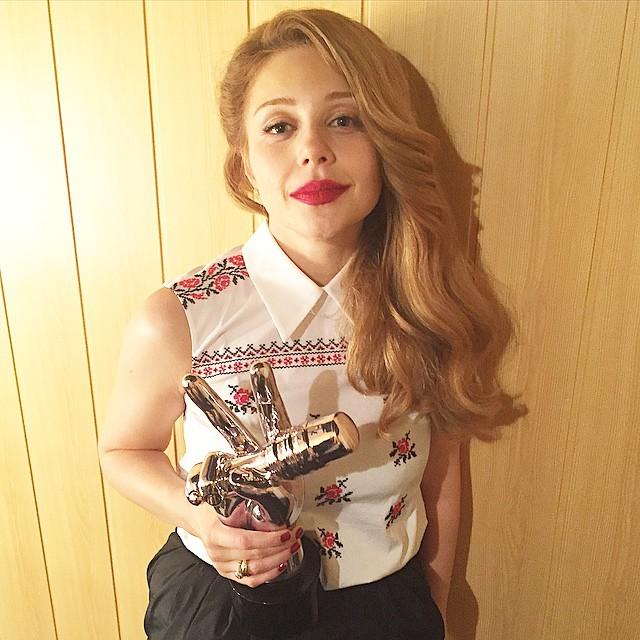 Тина Кароль подарила победителю шоу Голос країни-5 квартиру в Киеве