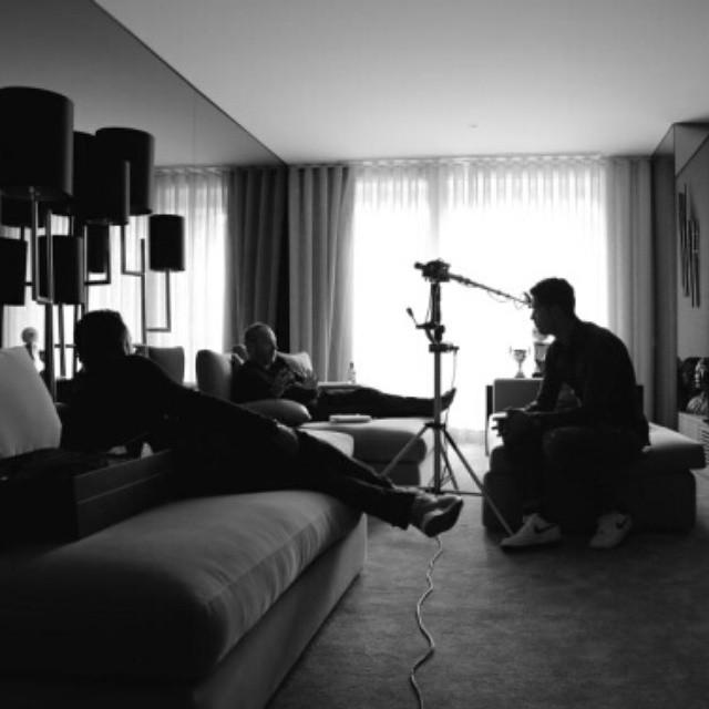 Великий футболист: о жизни и карьере Криштиану Роналду снимут фильм