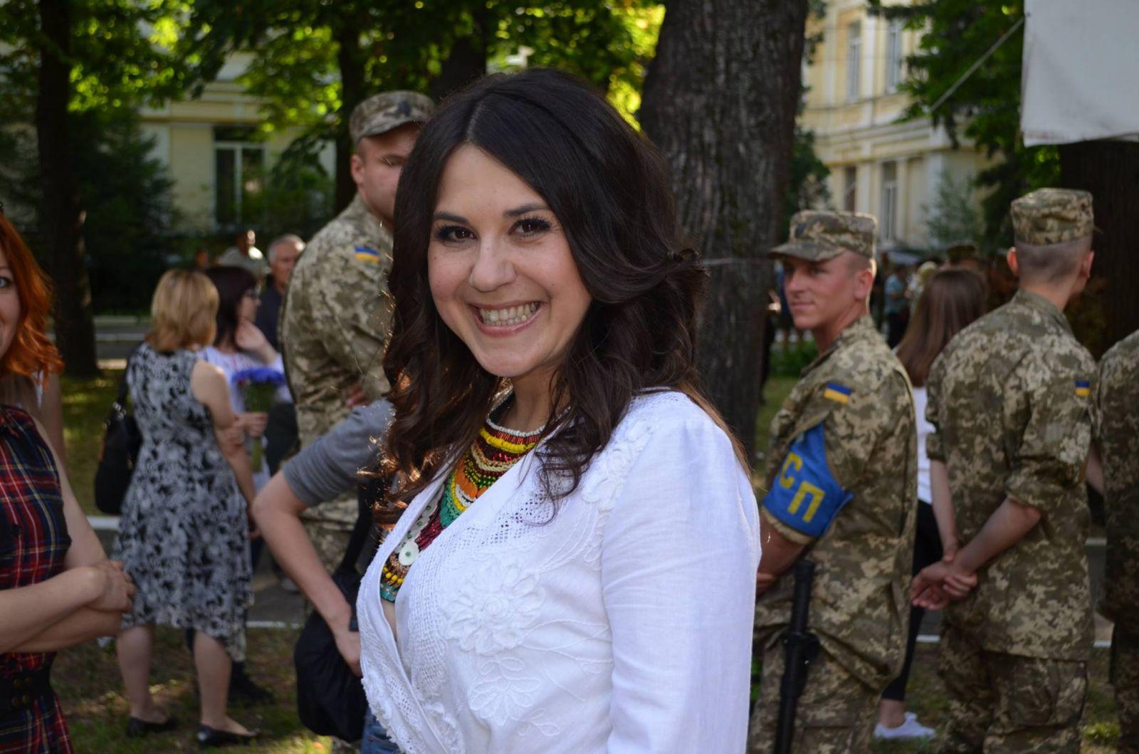 """Анжелика Рудницкая попала в тройку """"Благотворитель года"""""""