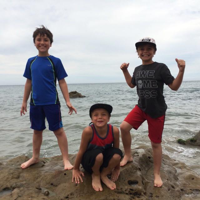 Бритни Спирс показала трогательные фото с повзрослевшими сыновьями
