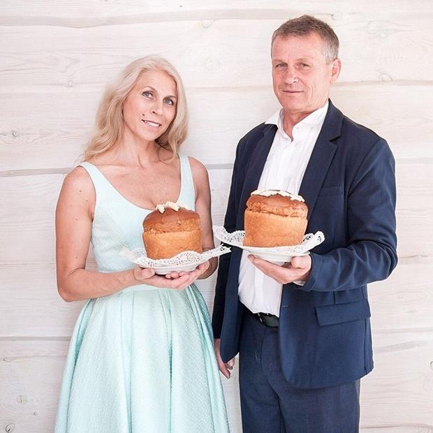 Ольга Фреймут показала свадебные фотографии брата