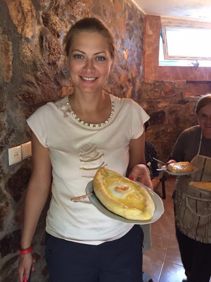 Татьяна Литвинова провела отпуск в Одессе и Грузии