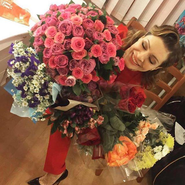 Елена Подкаминская показала свою маленькую дочь