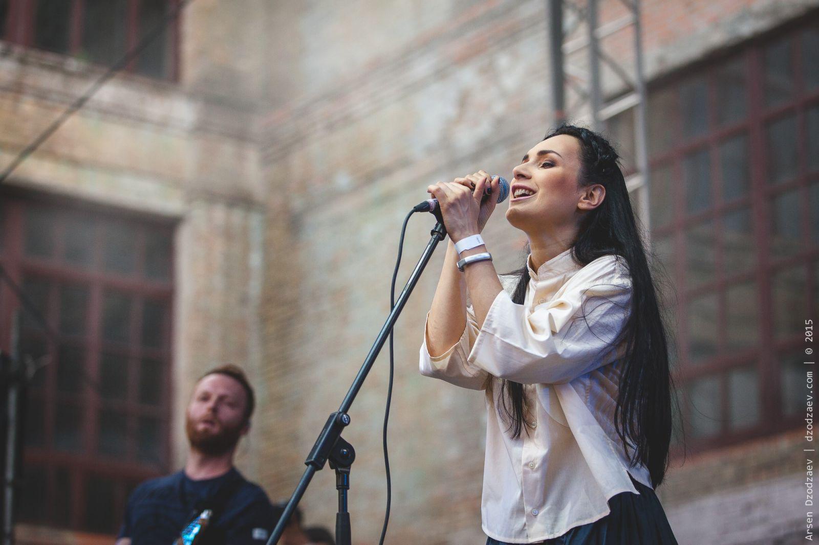 звезды на фестивале в Киеве