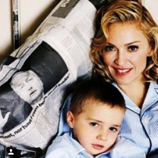 Сын Мадонны и Гая Риччи празднует 15-летие: поздравления от мамы