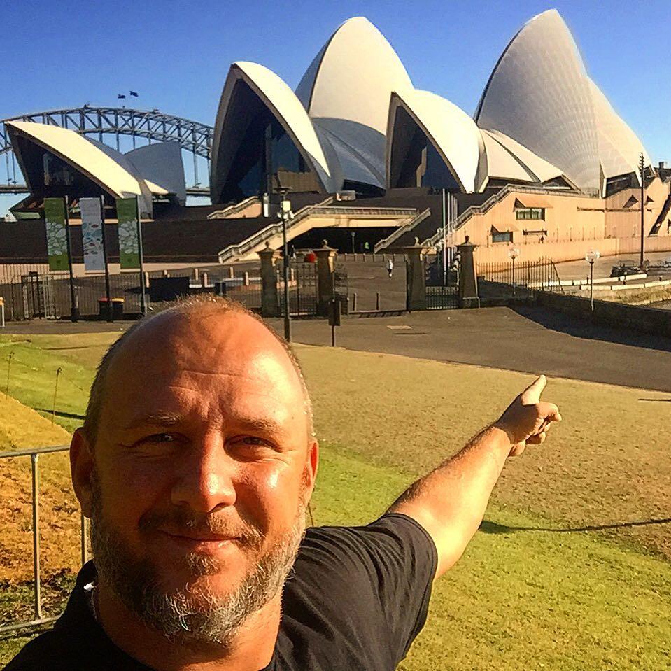 Потап и Настя в Австралии