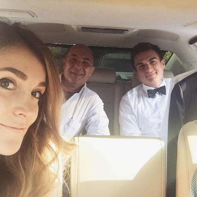 Экс-солист группы Smash Влад Топалов женился на богатой наследнице