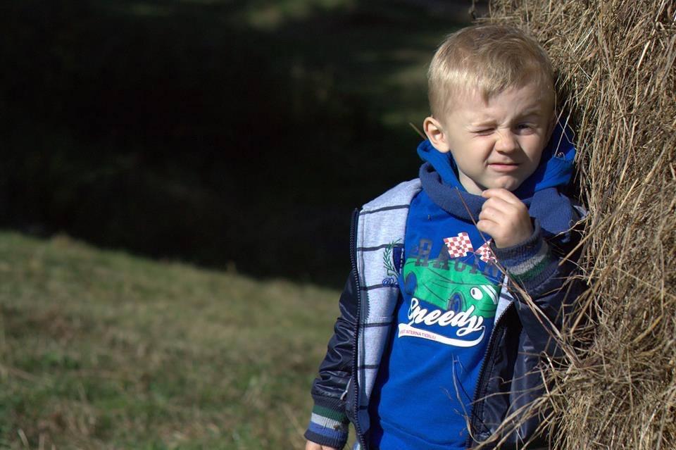 """Солист """"ТНМК"""" Фагот показал 5-летнего сына"""