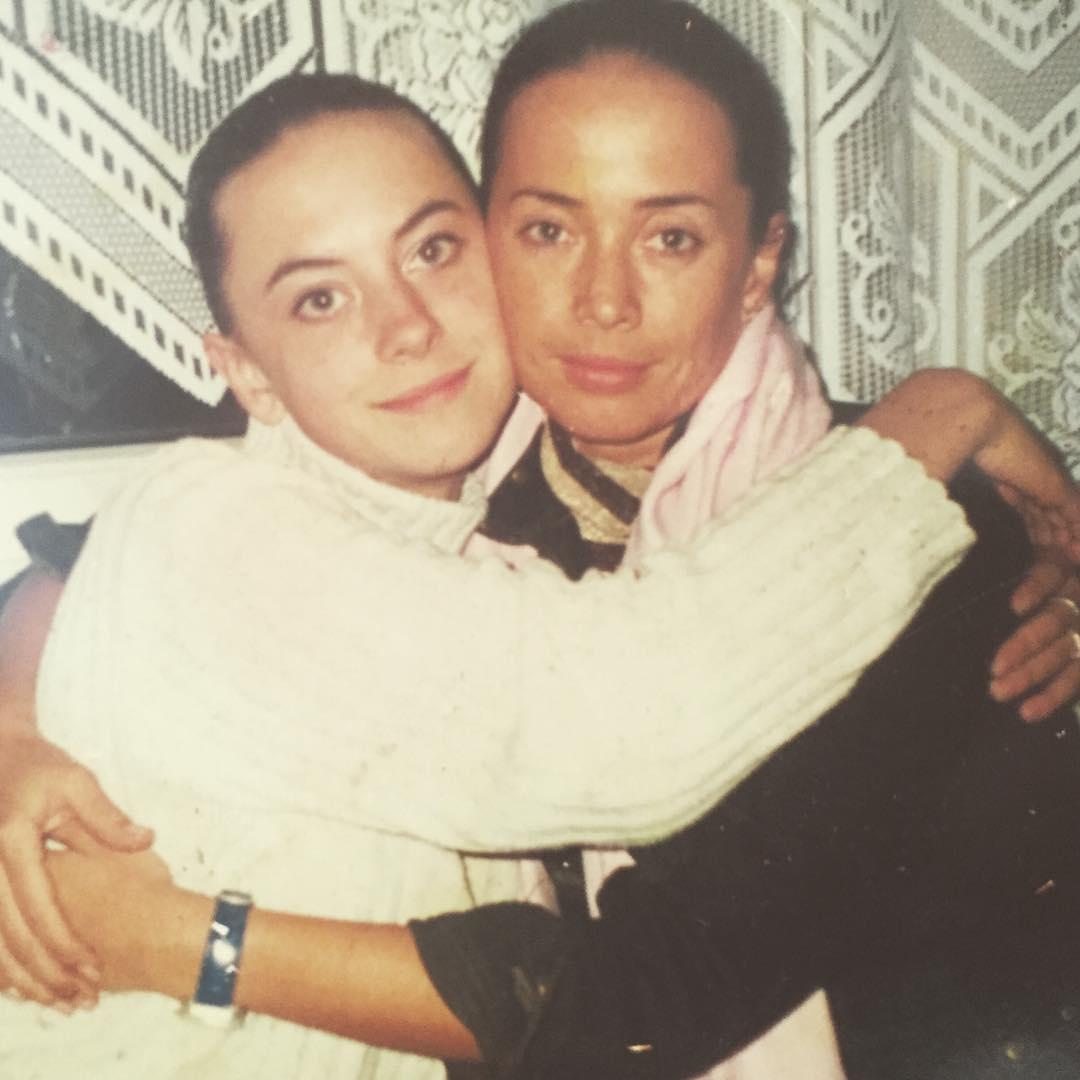 Жанна фриске и их ребенок фото