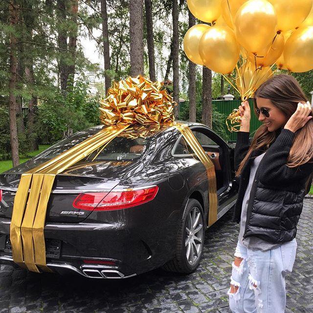 Кети Топурия получила новый автомобиль
