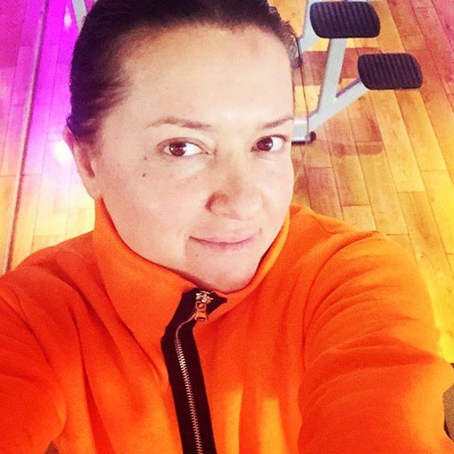 Худеем дальше: Наталья Могилевская показала новые снимки со спортзала