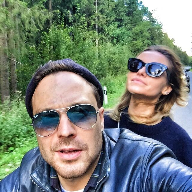 Алексей Чадов показал новую девушку