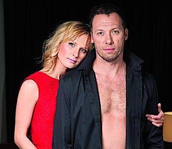 Константин Томильченко и его жена