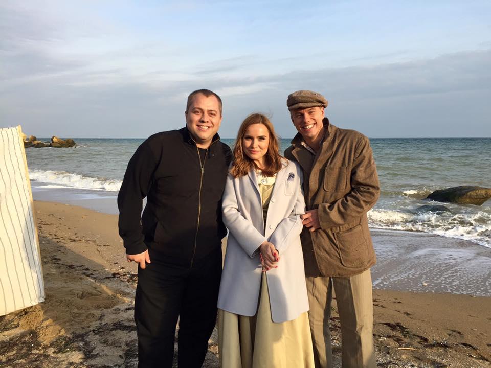 Анастасия Даугуле открыла сезон моржевания в Одессе