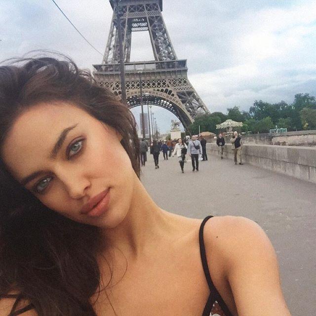 Свадьбе быть: Ирина Шейк и Брэдли Купер обручились в Париже – СМИ